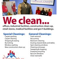 Executive Commercial Cleaning, LLC