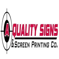 A Quality Signs & Screen Printing Co.